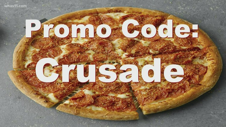 Papa John's kicks off 'Crusade' campaign