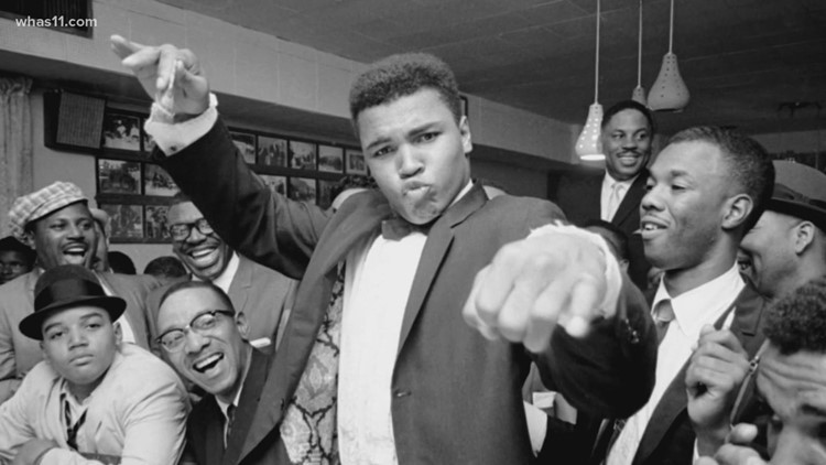 Ken Burns' Muhammad Ali documentary features rare footage from WHAS11 archives