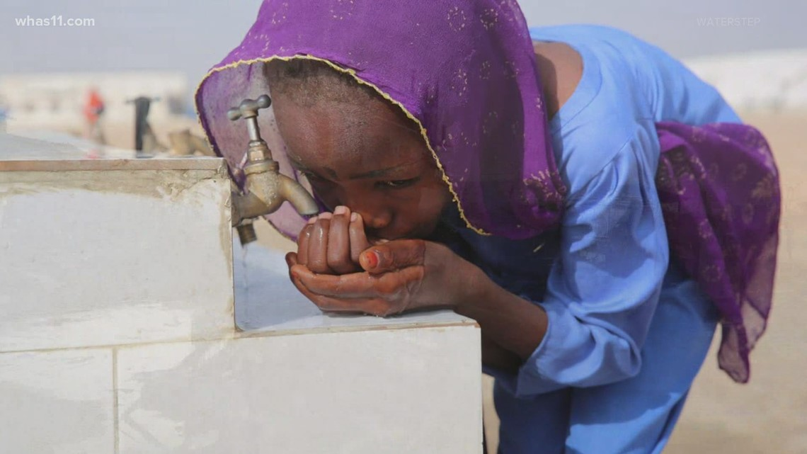 WaterStep turns shoe donations into safe drinking water for developing countries