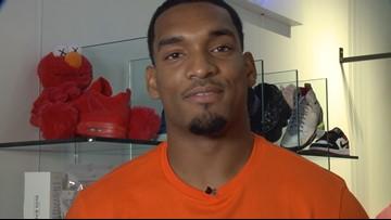 Former Card Reggie Bonnafon hosts meet and greet, talks Louisville football