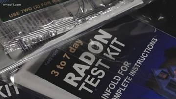 State lawmakers act on radon