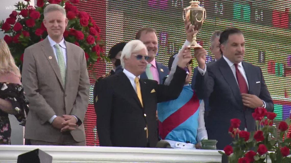 Medina Spirit gives Bob Baffert his 7th Kentucky Derby win