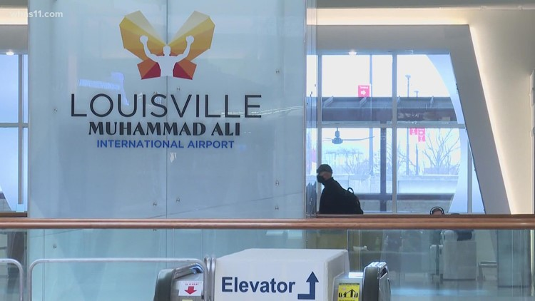Geothermal project underway at Louisville airport