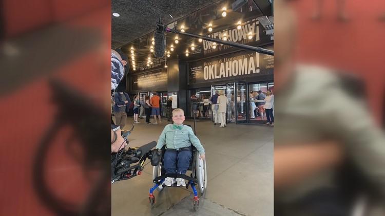 Oliver hinson at Oklahoma