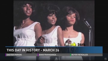 This Day in History: March 26, 2016