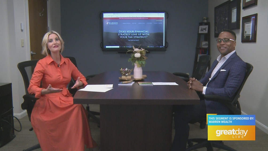 GDL: Wealth Wednesday on Great Day Live