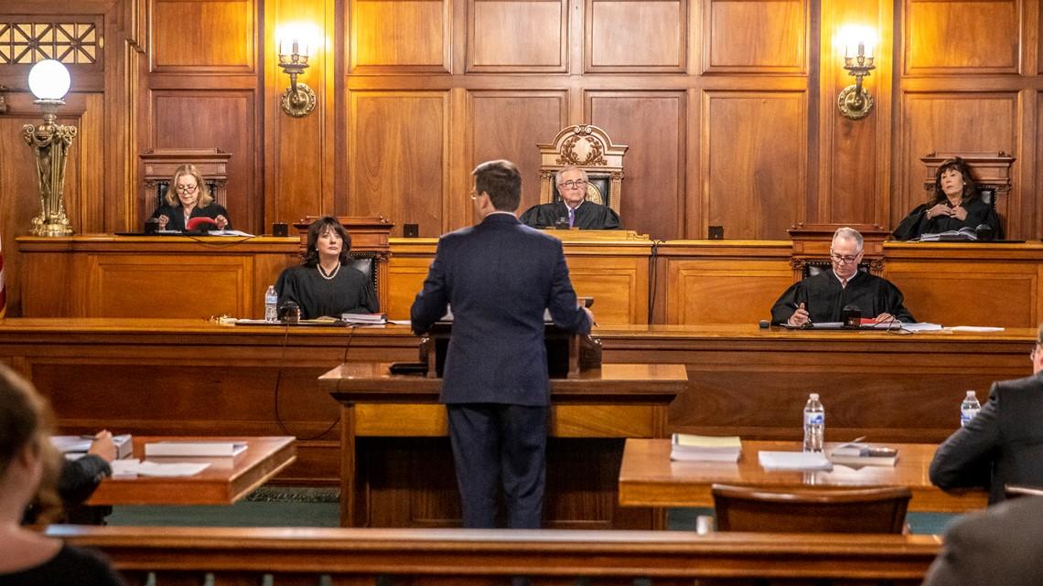 Kentucky's high court reviews case testing executive powers