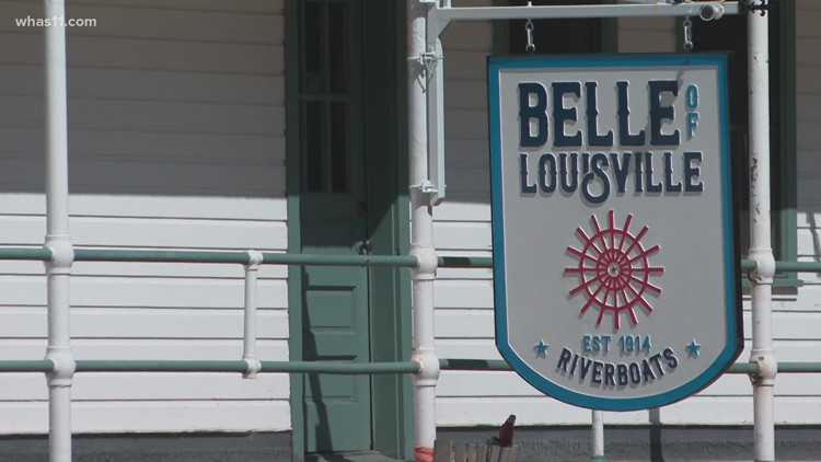 Belle of Louisville owners asks for financial help to stay afloat