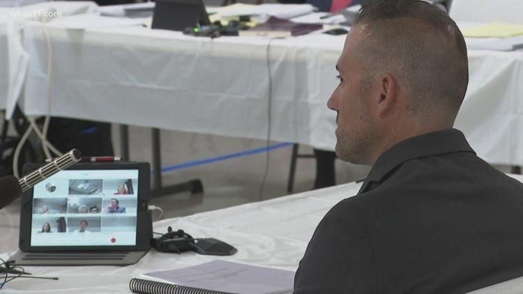 Police Merit Board upholds Joshua Jaynes' termination