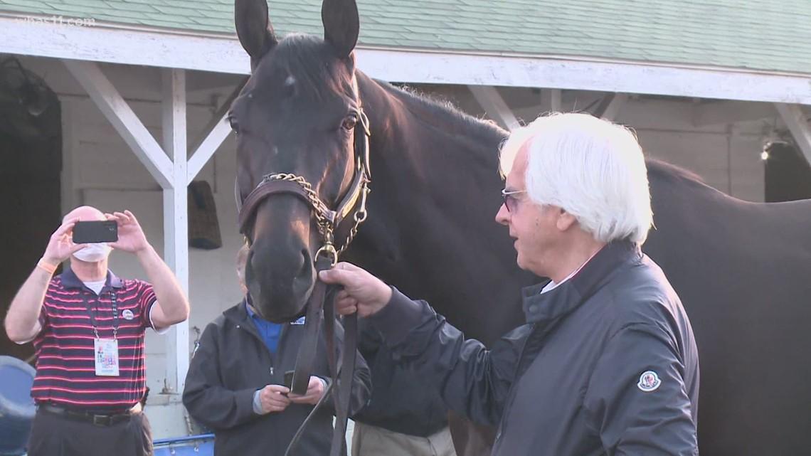 Experts weigh-in on Medina Spirit's failed Kentucky Derby drug test