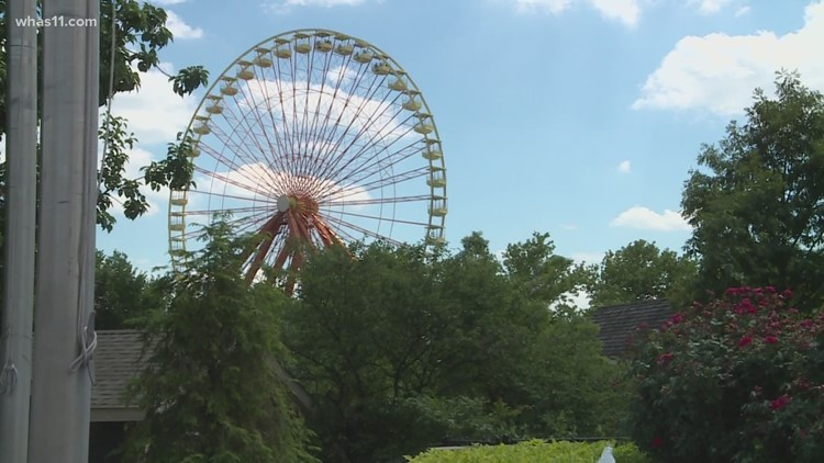 Dollywood owners purchase Kentucky Kingdom, Hurricane Bay