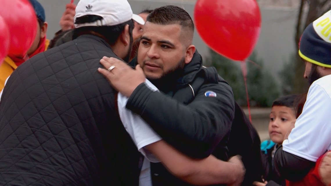 Family Friends Remember Olive Garden Shooting Victim During Emotional Memorial