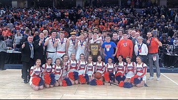 Silver Creek boys' basketball wins state championship