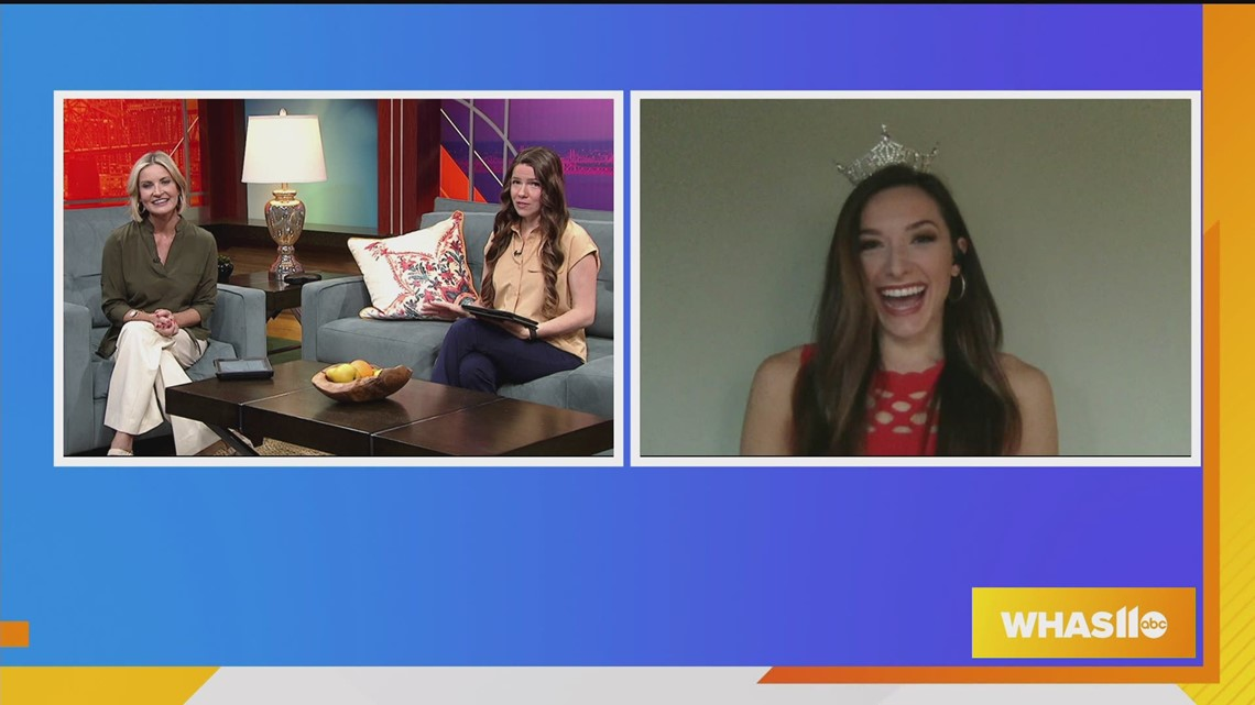 GDL: Two-year reigning Miss Kentucky winner Alex Francke details 2021 competition
