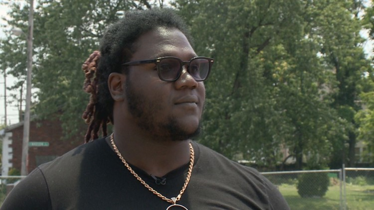 Louisville native Jamon Brown retires from football, helping build empowerment center
