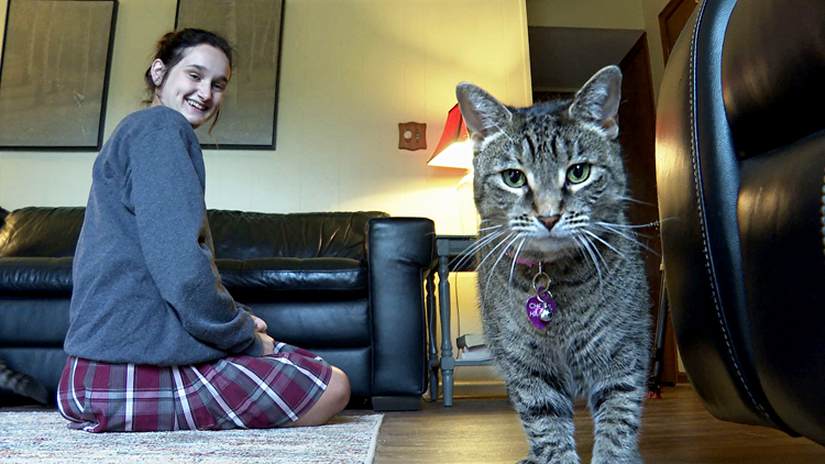 Louisville family finds connection with animals and humans through KHS foster program