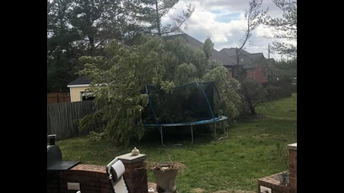 Tornadoes Confirmed In Indiana Kentucky By The National