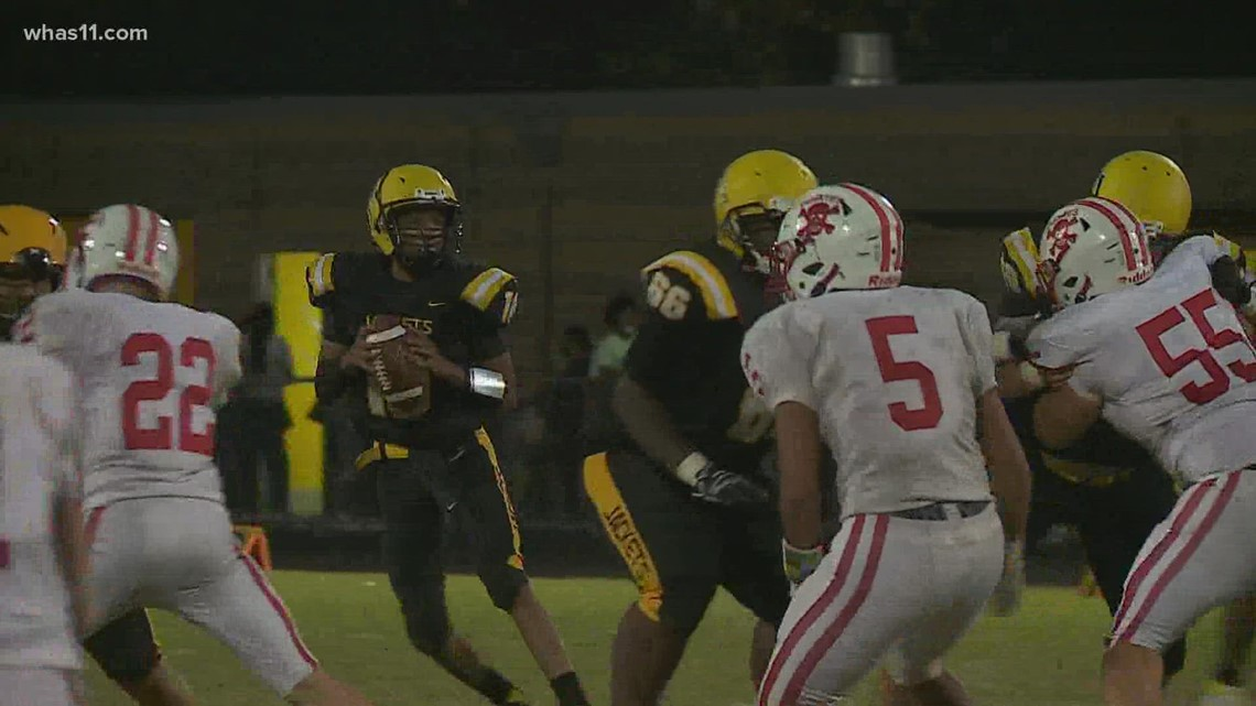 HS GameTime Game of the Week: Central defeats Belfry 30-6