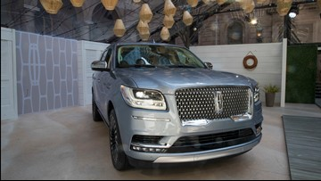 Ford to boost Expedition, Navigator production