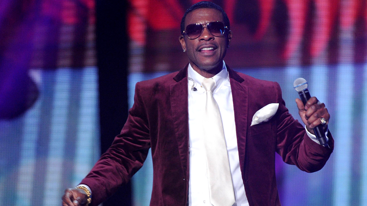 Keith Sweat to perform at first post-pandemic concert at KFC Yum! Center
