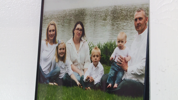 Family photo - Myrranda Gentry