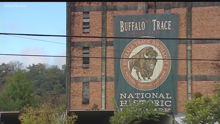 Buffalo Trace warns of online scam