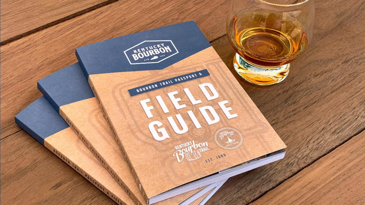 Kentucky Bourbon Trail offers new passport, field guide for visitors