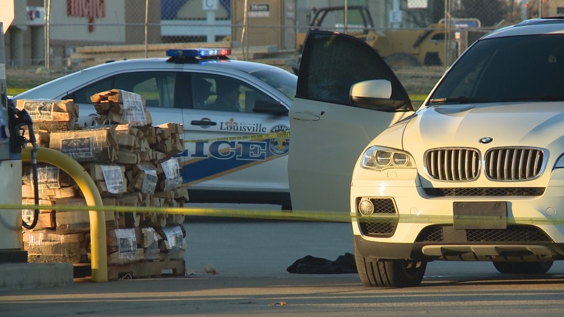 Police investigating after person shot in parking lot of Meijer
