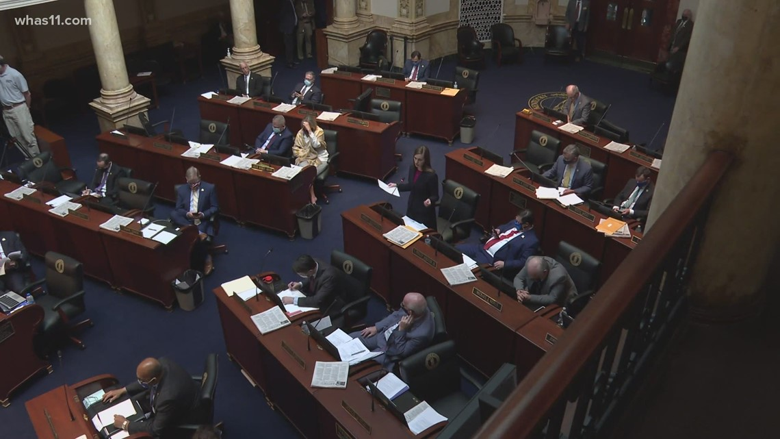 Kentucky bill could change how senators are replaced