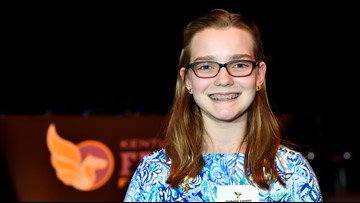 Louisville 8th grader wins 2019 Derby Festival Spelling Bee