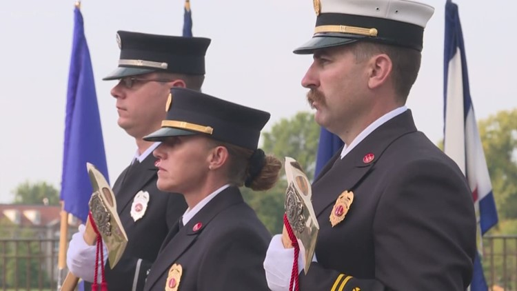 Fort Knox remembers 9/11 18 years later