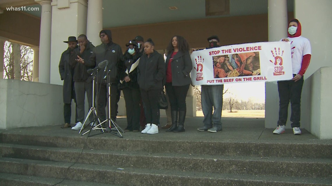 Family of father and daughter killed in shooting near Shively turns to community for help
