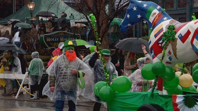 St. Patrick's Parade Louisville creates celebration supporting local businesses amid COVID-19