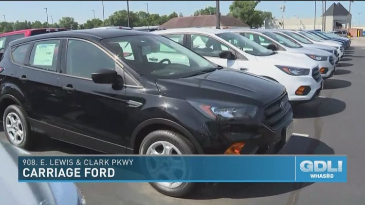 Lewis And Clark Ford >> Angie Fenton At Earl Brook S Carriage Ford