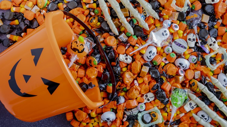 Swedish Fish dethroned as Kentucky's top Halloween candy. Who took the top spot?