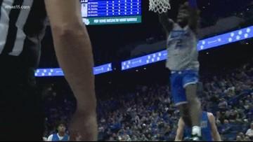 Kentucky basketball Blue White Scrimmage