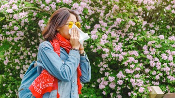 How does weather affect seasonal allergies? | Weather Wise