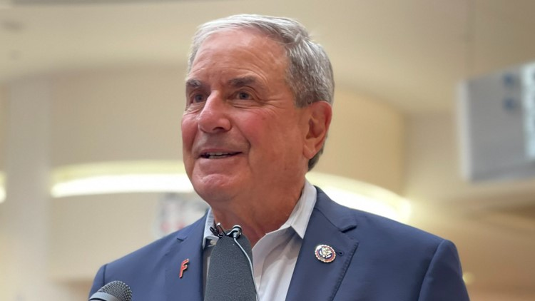 'I have 15 months left, but I've given 15 years' | Yarmuth emotional upon return to Kentucky following retirement announcement