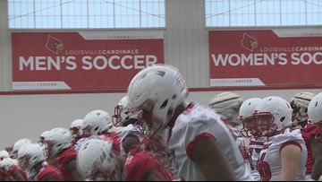 Louisville football opens the Scott Satterfied era with the first spring practice