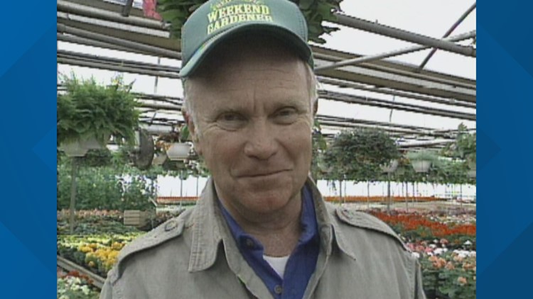 The Weekend Gardner: How one of WHAS11's first reporters transition from TV to gardening