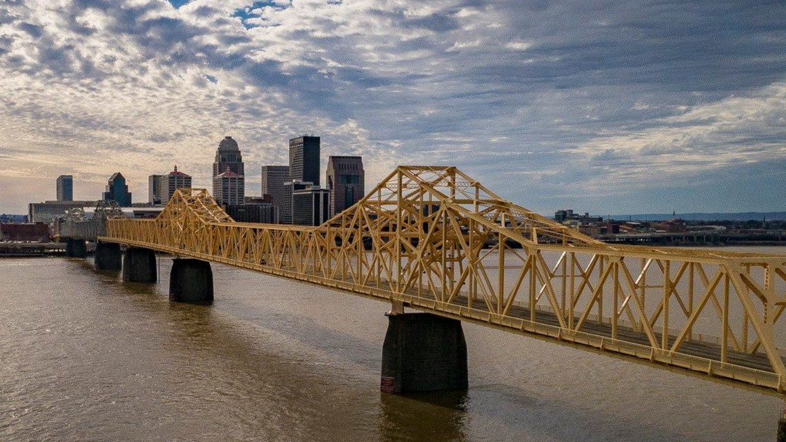 What S The Plan For The Second Street Bridge Whas11 Com