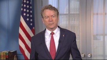 Questions surround Sen. Rand Paul's response to positive COVID-19 diagnosis