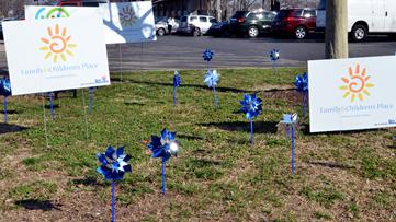 Kentuckiana agency holds virtual rally to end child abuse