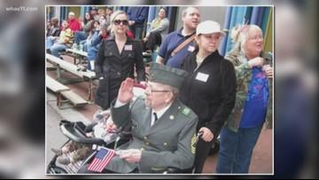 Foster program gives families to elderly veterans