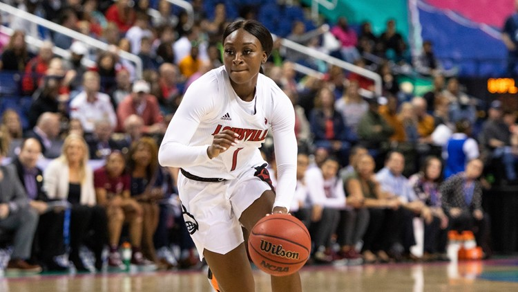 Dana Evans named ACC Player of the Year for second straight year