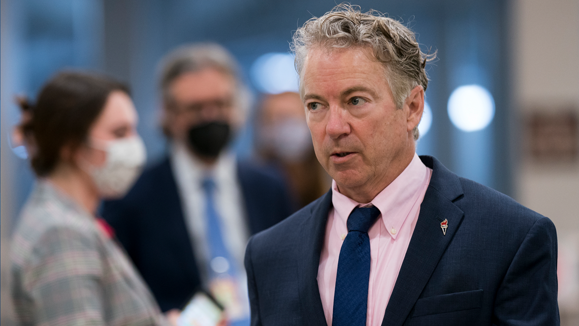 Rand Paul introduces bill to prohibit mask mandates on public transportation