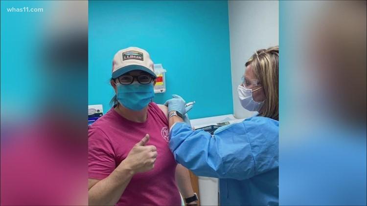 New Albany pediatrician, sons participate in Pfizer vaccine trial