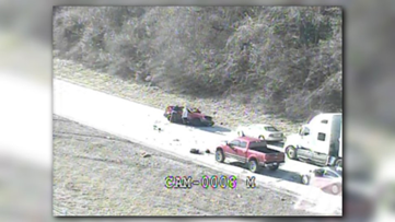 I-71 South open after vehicle rollover
