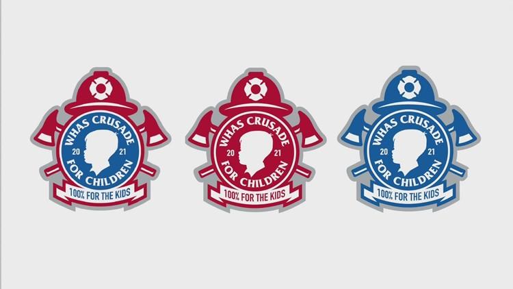 The 2021 WHAS Crusade for Children logo revealed