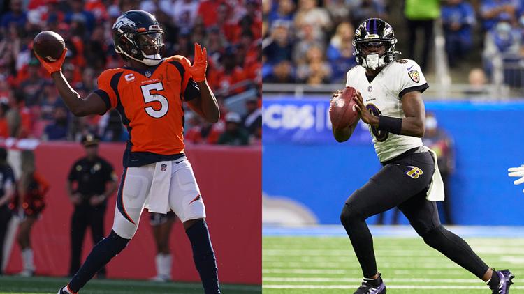 Teddy vs Lamar | Former Cardinals headline NFL match-up
